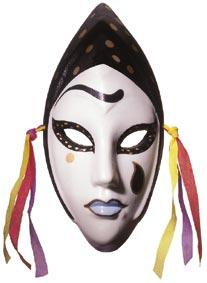 Vad döljer sig bakom masken?