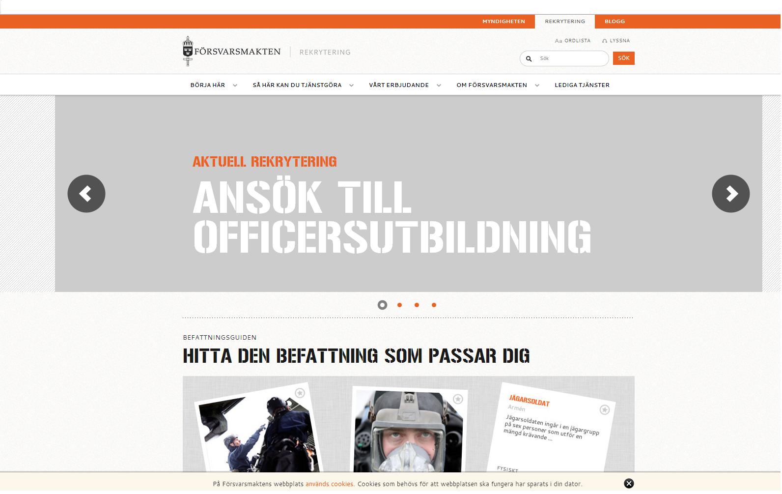 Försvarmakten_Rekrytering_Startsida