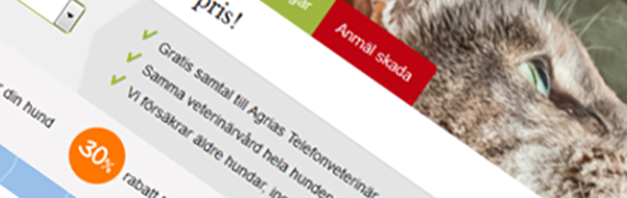 Agria: Analytics och kunder leder arbetet