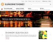 www.elsakerhetsverket.se