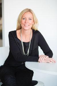 Annicka Traugott, ansvarig för digitala kanaler hos Fastighetsbyrån