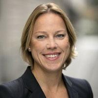 Matilda Ringström, Chef för Digitala kundmöten på Länsförsäkringar.