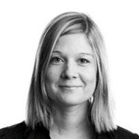 Sara Strandqvist, webbansvarig för Verksamt.se.