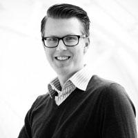 Magnus Servin,  e-handelschef och ansvarig för Sembos webbteam