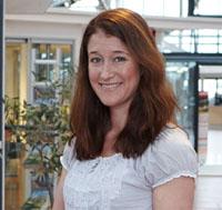 Charlotte Wennberg, webb- och e-handelsansvarig på Willab Garden