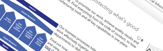 Tetra Pak: Intranätet Orbis ska öka produktiviteten