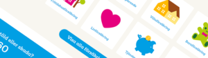 Folksam - Webbplatsen följer kundens egen logik