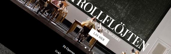 Operan.se låter besökaren ta ton för högre kvalitet