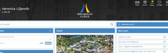 Case - Vikten av att ha en målstyrd resa! Ett nytt intranät för Högskolan i Gävle.