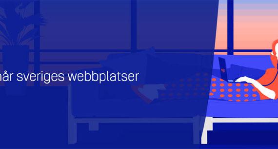 Webbinar 19 maj - Hur mår Sveriges webbplatser?