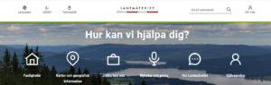 Lantmäteriet: Effektiv och kundnära självservice