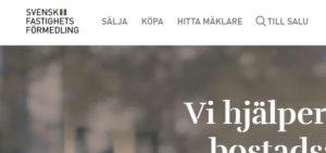 Svensk Fastighetsförmedling: Ökande förväntningar på mobila upplevelsen